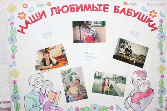 Плакат бабушке на день рождения своими руками